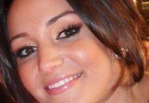 Michelle Keegan during a selfie in 2009 Healthy Celeb