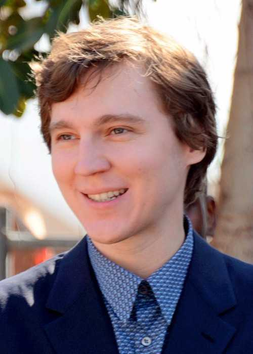Paul Dano at the Cannes Film Festival in 2015