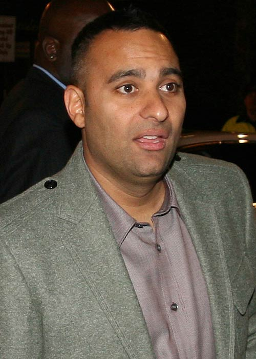 Russell Peters during the Toronto International Film Festival in 2008