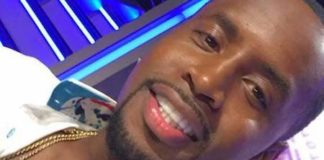 Safaree Samuels Healthy Celeb