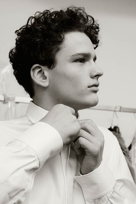 Simon Nessman as seen in January 2011