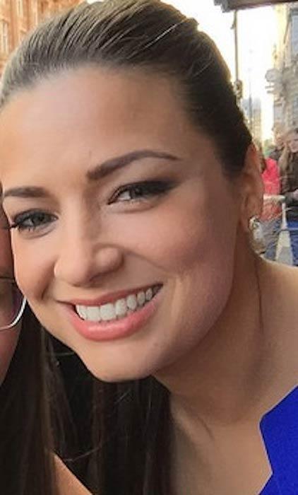 Sophie Austin as seen in May 2015