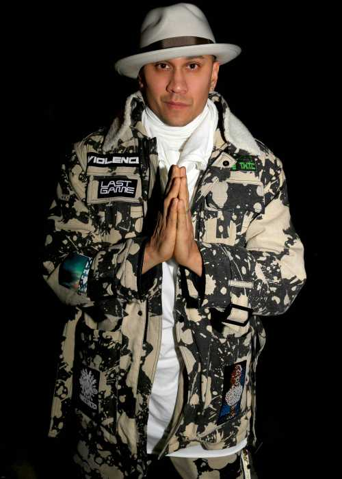 Taboo from Black Eyed Peas