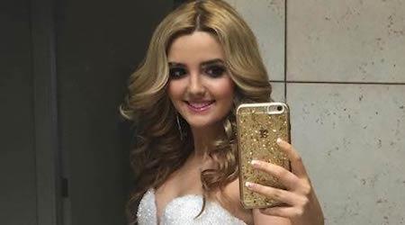 Victoria Vida Height, Weight, Age, Body Statistics