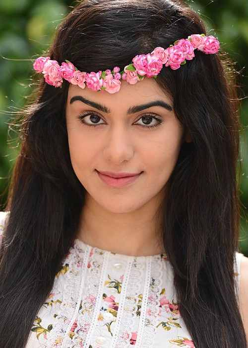 Adah Sharma as seen in October 2013
