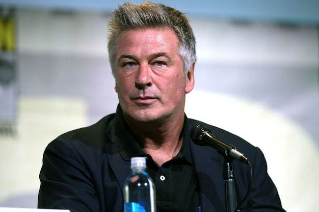 Alec Baldwin at San Diego Comic-Con International in 2016