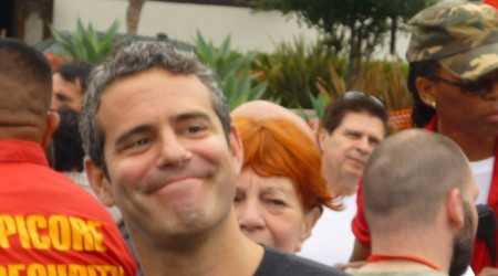 Andy Cohen Height, Weight, Age, Body Statistics
