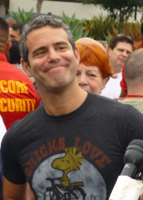 Andy Cohen as seen in July 2008