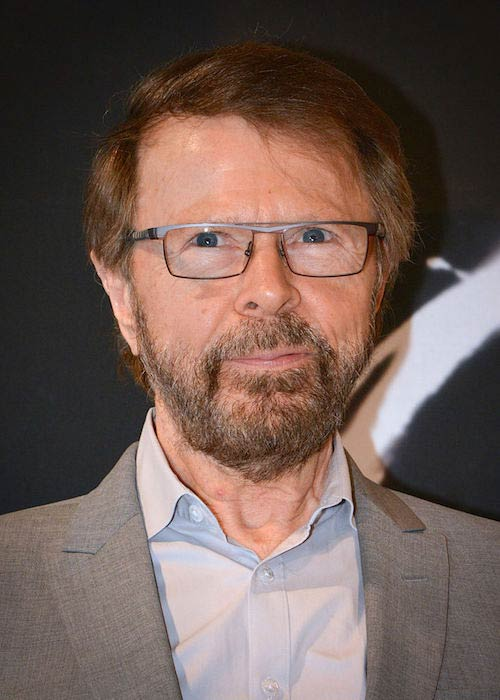 Björn Ulvaeus at ABBA The Museum opening in May 2013