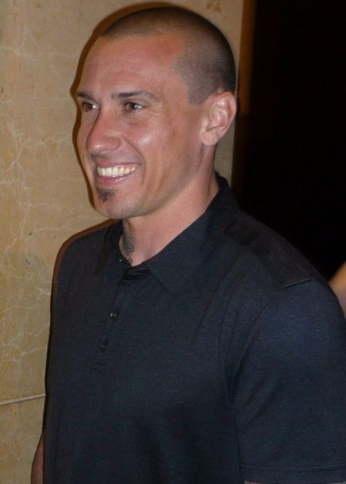 Carey Hart as seen in May 2010