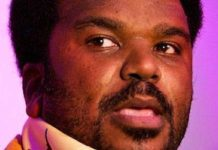 Craig Robinson as seen in February 2009 Healthy Celeb