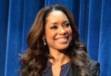 Gina Torres Healthy Celeb