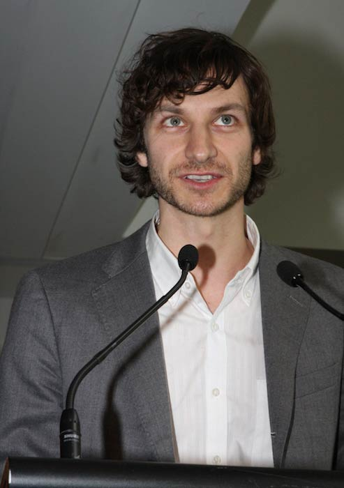 Gotye during the 2012 ARIA Chart Awards in Australia