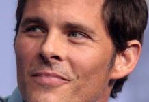 James Marsden Healthy Celeb