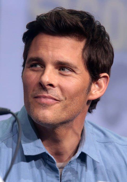 James Marsden during the 2017 San Diego Comic-Con International