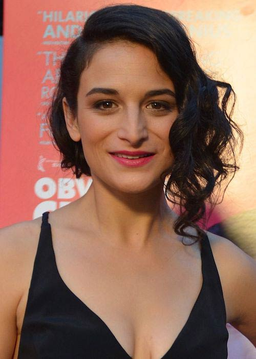 Jenny Slate during the premiere of 'Obvious Child' in June 2014