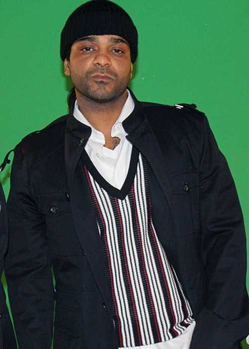 Jim Jones at the 5th Annual Hip Hop Summit Action Awards in 2008