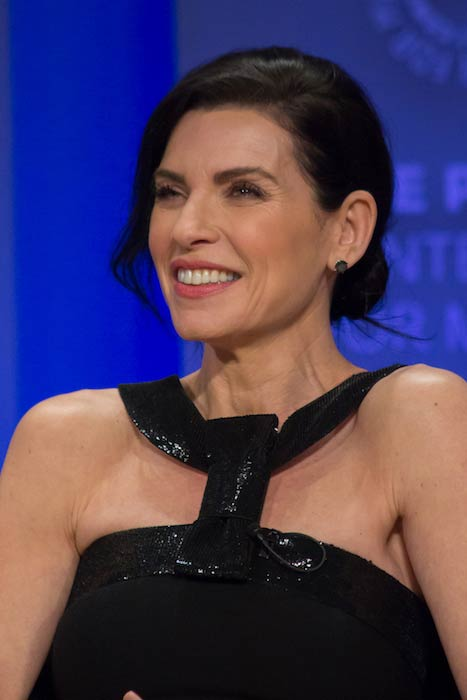 Julianna Margulies at PaleyFest 2015
