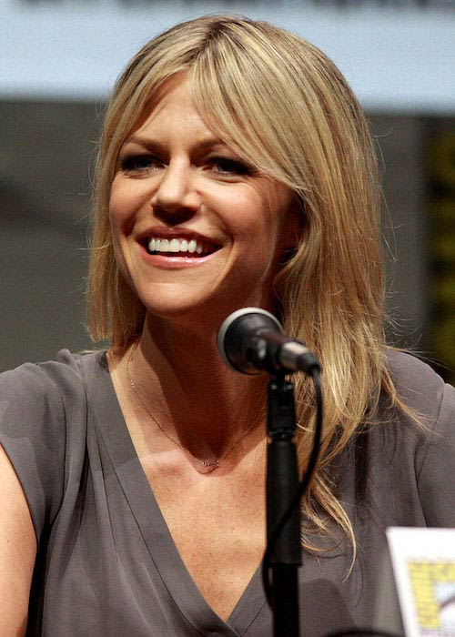 Kaitlin Olson at 2013 San Diego Comic Con International