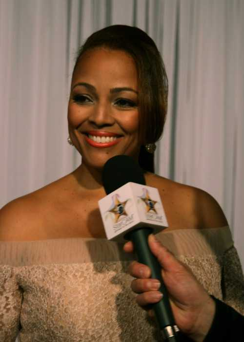 Kim Fields in April 2011