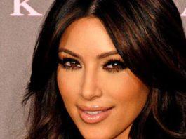 Kim Kardashian Healthy Celeb