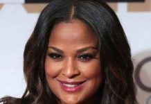 Laila Ali at Celebrity Fight Night XXIII in March 2017 Healthy Celeb