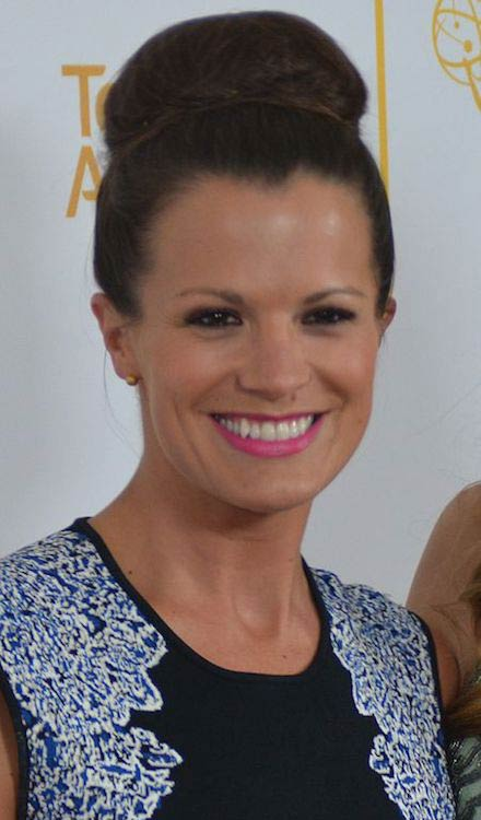 Melissa Claire Egan at Daytime Emmy Awards Nominees Cocktail Reception in 2014