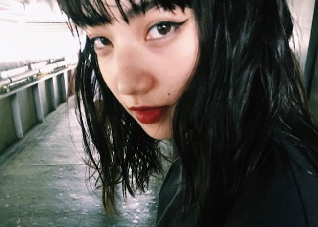 Nana Komatsu as seen on Instagram in June 2016