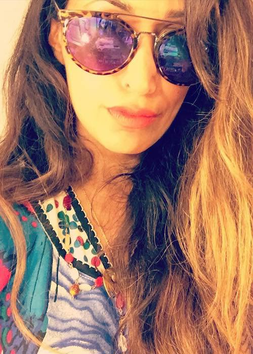 Preeya Kalidas in an Instagram selfie in August 2017