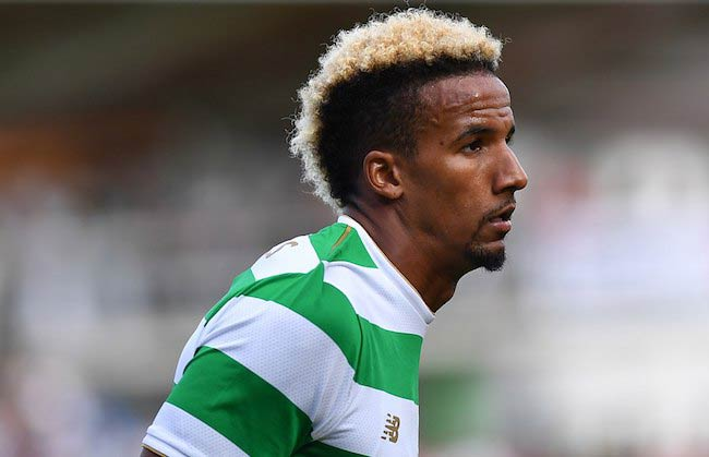Scott Sinclair during Tipico Fussball Bundesliga preparation match in July 2017