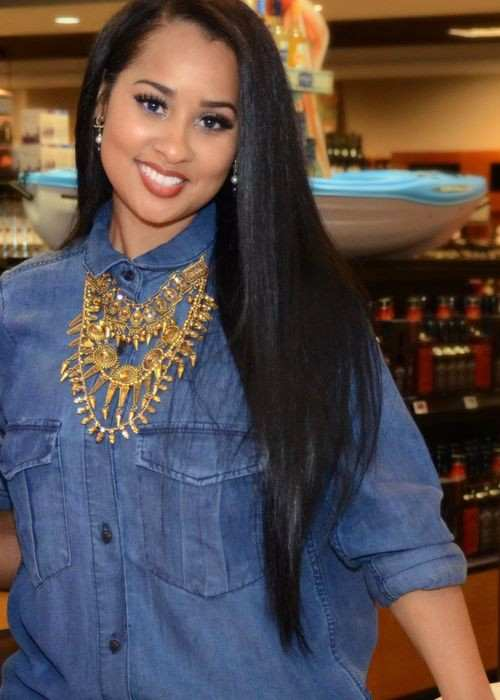 Tammy Rivera as seen in November 2016