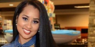 Tammy Rivera during an event Healthy Celeb