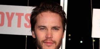 Taylor Kitsch during Battleship Australian premiere in 2012 Healthy Celeb
