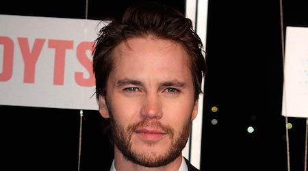 Taylor Kitsch Workout and Diet Secrets for Waco