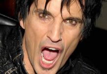 Tommy Lee Healthy Celeb