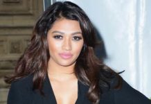 Vanessa White in January 2014 at Royal Albert Hall in London Healthy Celeb