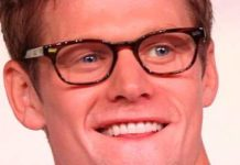 Zach Roerig Healthy Celeb