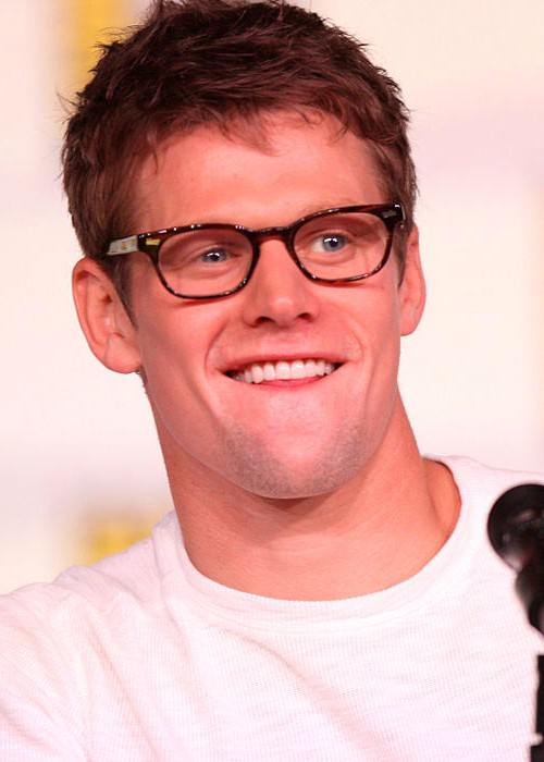 Zach Roerig at the Comic-Con (2012) in San Diego