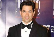 Adam Garcia Healthy Celeb