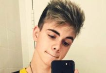 Corbyn Besson Healthy Celeb