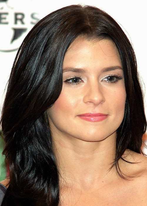 Danica Patrick at the Tribeca Film Festival in 2008