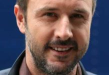 David Arquette Healthy Celeb