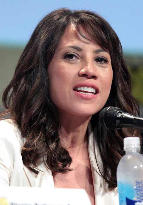 Elizabeth Rodriguez at 2015 San Diego Comic-Con International