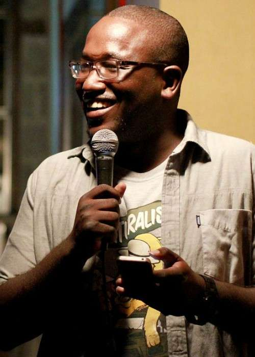 Hannibal Buress at The Knitting Factory, Brooklyn in July 2012