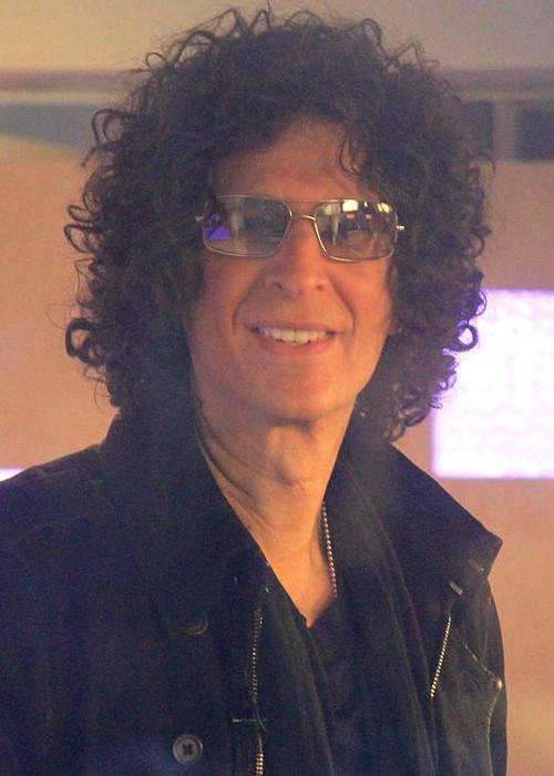 Howard Stern as seen in May 2012