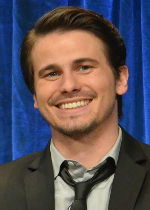 Jason Ritter at the Paley fest in 2013