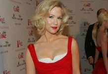 Jennie Garth Healthy Celeb
