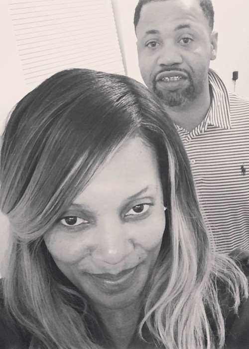 Juvenile with mysterious, Wife Shadonna Jones