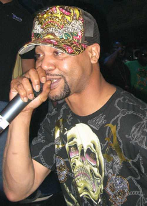 Juvenile at The House of Blues in New Orleans in March 2008