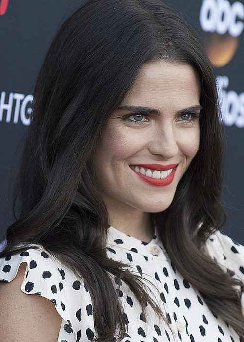Karla Souza at The Academy of Television Arts & Sciences' event in 2015